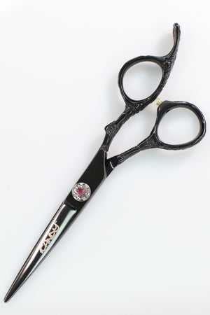 iCandy Dream Midnight Black Scissors - Limited Edition ! Scissors (5.5 inch) - iCandy Scissors