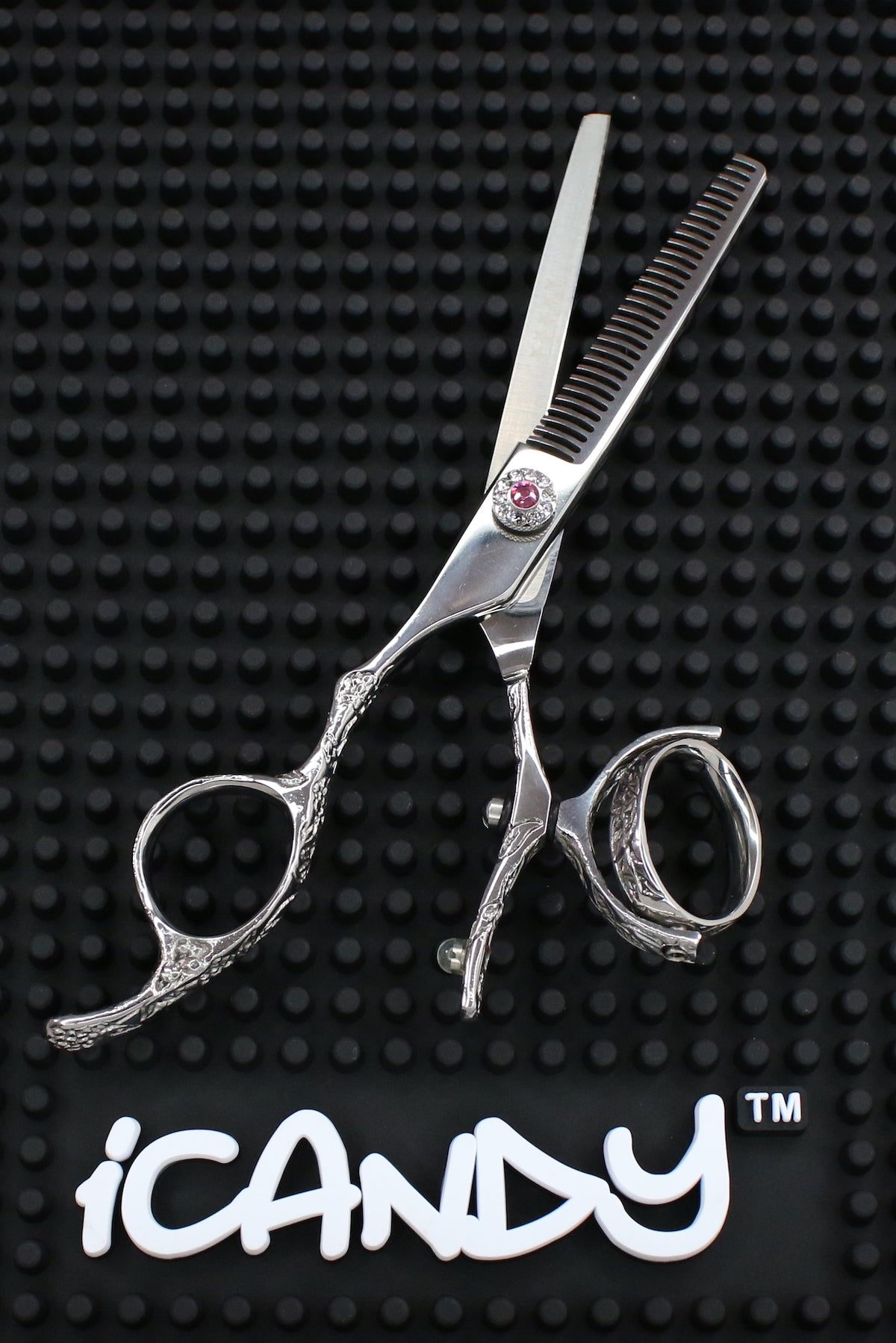 iCandy Dream Mirror Lefty Swivel-T Thinning Scissors - Limited Edition ! (5.5 inch) - iCandy Scissors