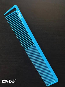 iCandy Creative Series Blending Comb Reef Blue 210mm - iCandy Scissors