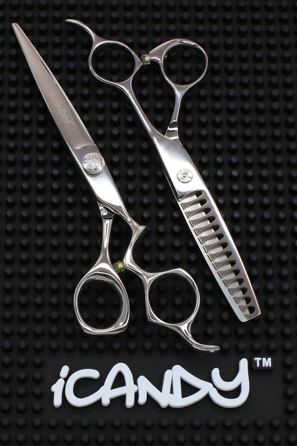 iCandy Athena Scissor 6.5 & Tex 6.0 Bundle (6.5/6 inch) - iCandy Scissors