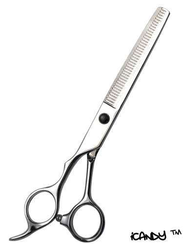 iCandy Mirror Lefty Thinning Scissors (6.5 inch) - iCandy Scissors