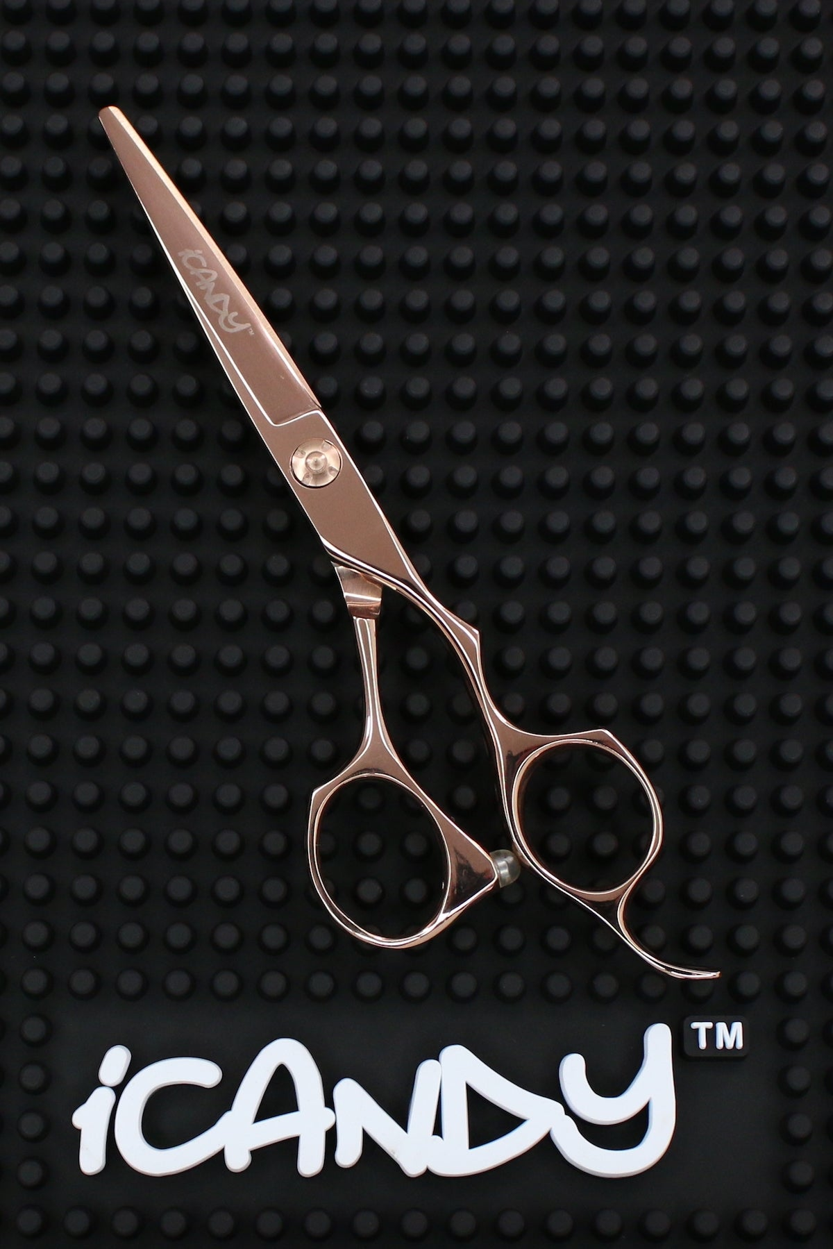 iCandy LUXE Element VG10 Rose Gold Hairdressing Scissor  (5.5 inch) Limited Edition! - iCandy Scissors