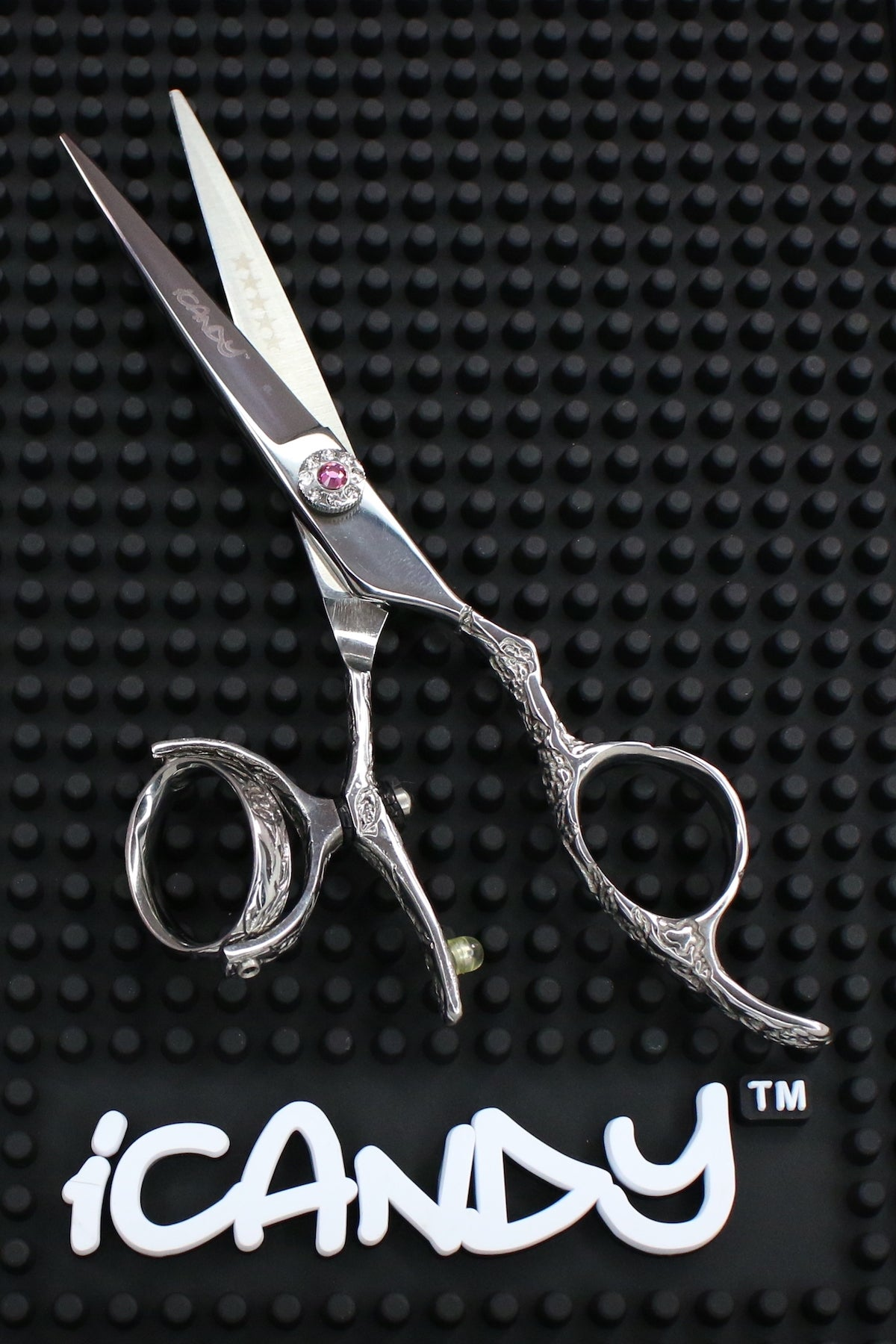 iCandy Dream Mirror Swivel Scissors Bundle - Limited Edition !  (5.5 inch) - iCandy Scissors