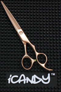 iCandy Elite Rose Gold Scissors - Limited Edition ! (6.5 inch) - iCandy Scissors