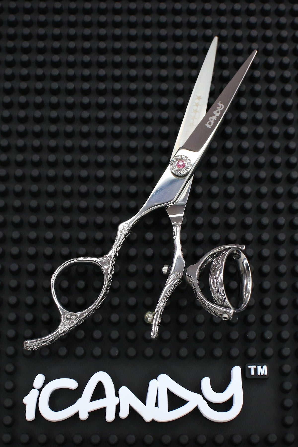 iCandy Dream Mirror Lefty Swivel Scissors Bundle- Limited Edition !  (5.5 inch) - iCandy Scissors