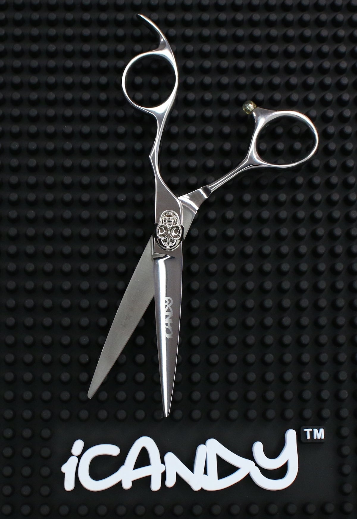 iCandy SKULL Scissors - Limited Edition ! (5.5 inch) - iCandy Scissors