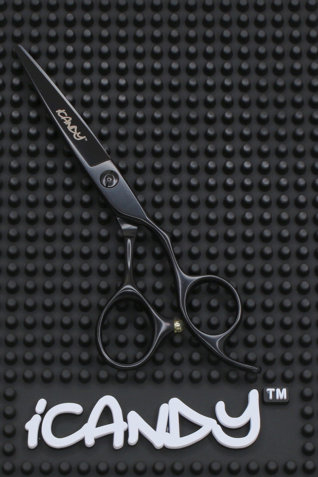 iCandy Creative Series Black Scissors - Limited Edition ! (5.5 inch) - iCandy Scissors