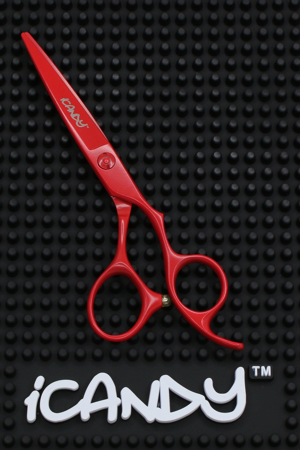iCandy Creative Series Volcano Red Scissors - Limited Edition ! (5.5 inch) - iCandy Scissors