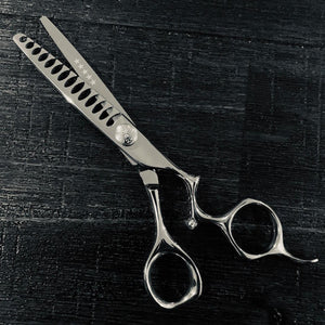 iCandy Athena-Tex RAPTOR Texturising Scissors (6 inch) Front