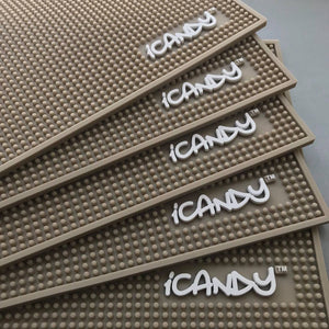 iCandy Bone Workstation Counter Top Barber Mat 5pcs