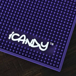 iCandy Ultra Violet Workstation Counter Top Mat Pic1