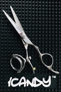 iCandy Dream Mirror Swivel Scissors - G Screw Limited Edition ! Scissors (5.5 inch)
