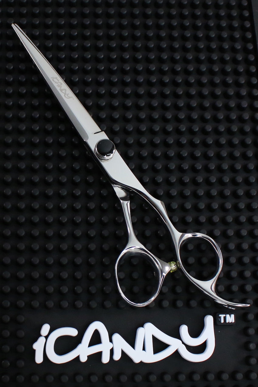 iCandy Elite Hairdressing Barbering Salon Scissor Size 6.5 Inch Pic1