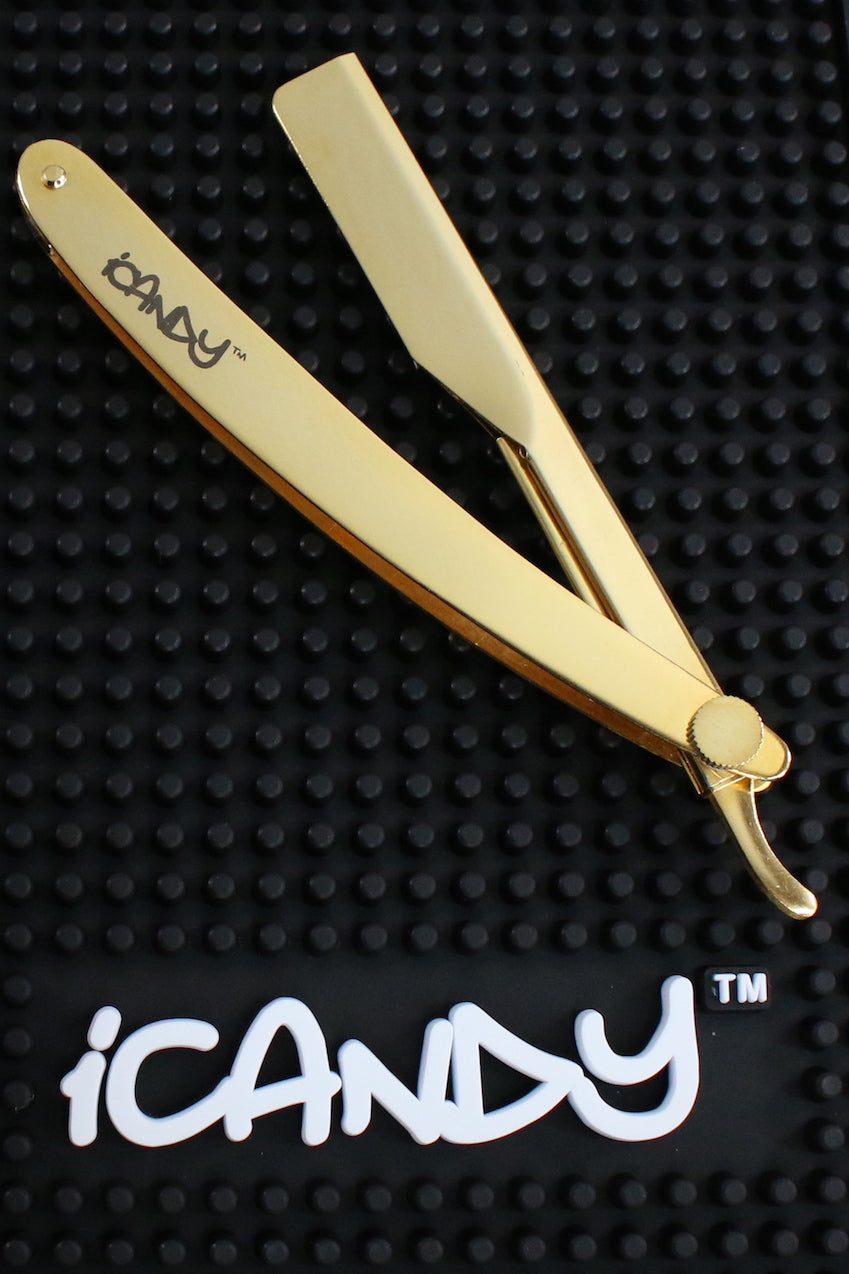 iCandy Barber Razor Golden