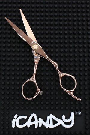 iCandy LUXE Pro Rose Gold 5.5 Hairdressing Scissor