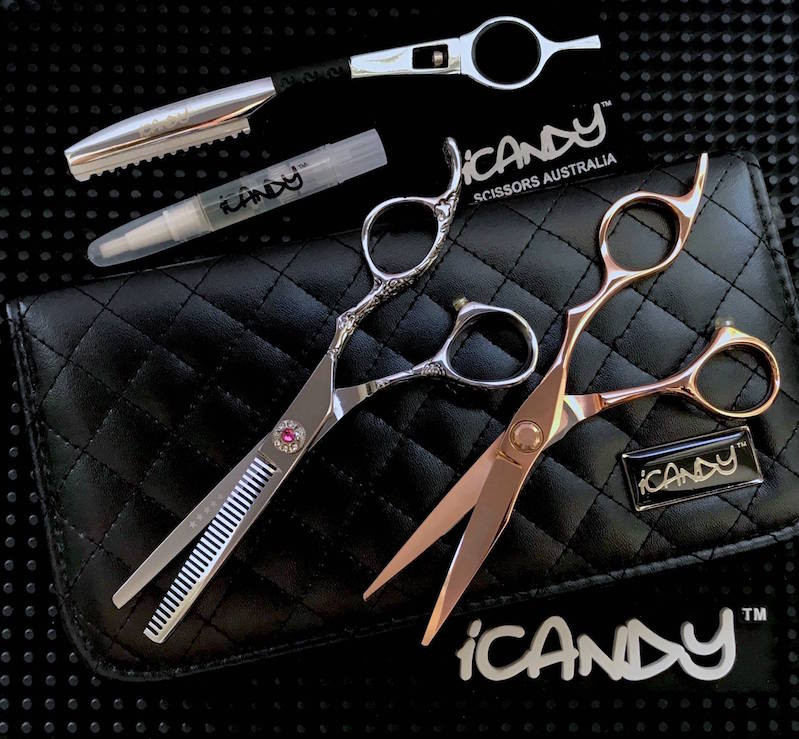 iCandy Scissors Ultimate Hairdressing Scissors Bundle
