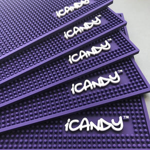 iCandy Ultra Violet Workstation Counter Top Mat 5pcs