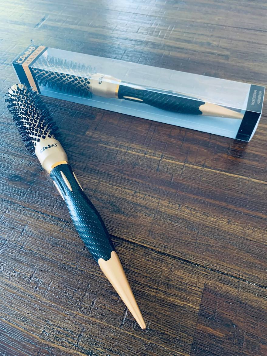 iCandy ALL STAR Thermal Ionic Barrel Hair Brush 25mm-pic1