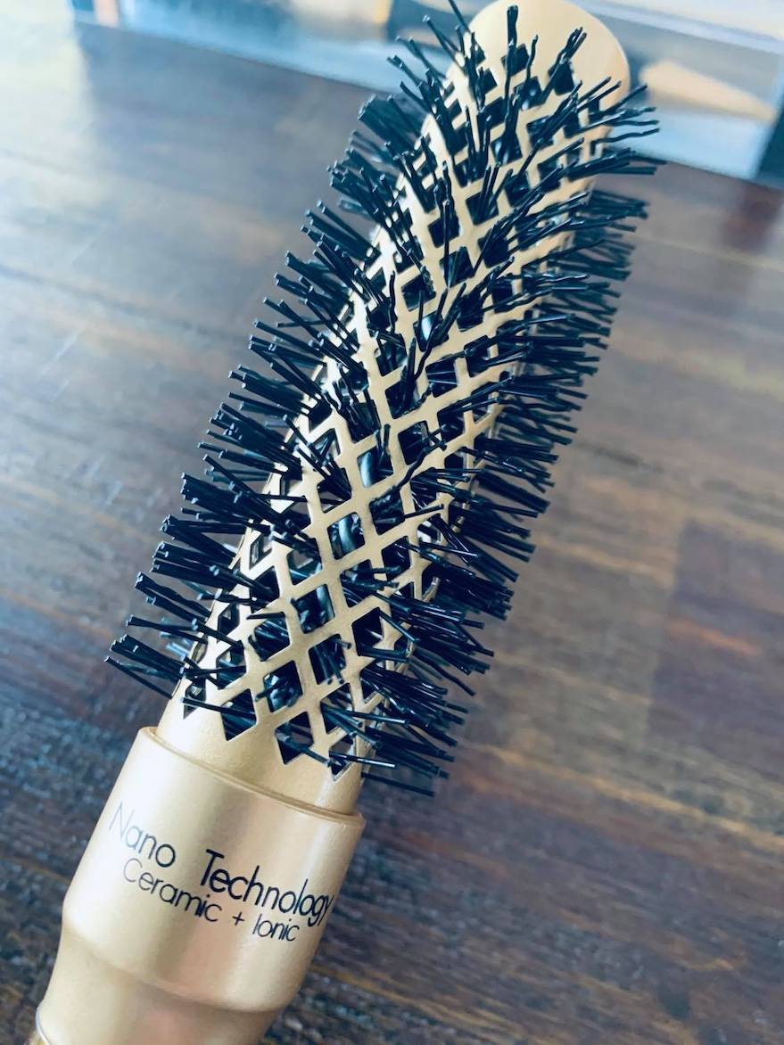 iCandy ALL STAR Thermal Ionic Barrel Hair Brush 25mm-pic4