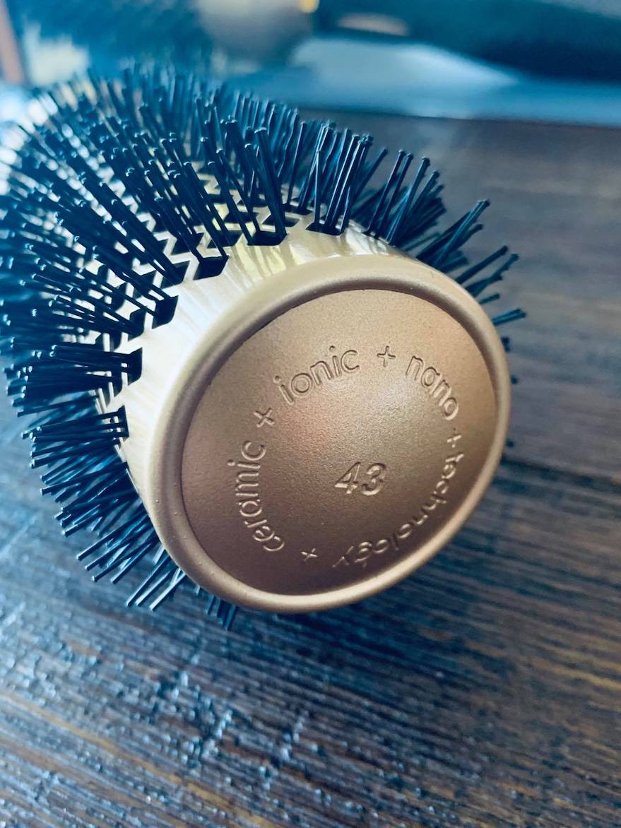 iCandy ALL STAR Thermal Ionic Barrel Hair Brush 43mm-pic3