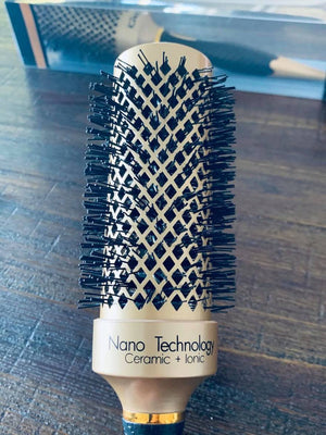 iCandy ALL STAR Thermal Ionic Barrel Hair Brush 43mm-pic4