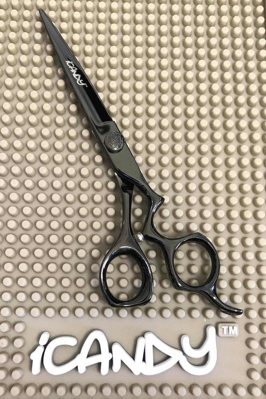 iCandy Athena Midnight Black Scissors Limited Edition (6.5 inch) pic1