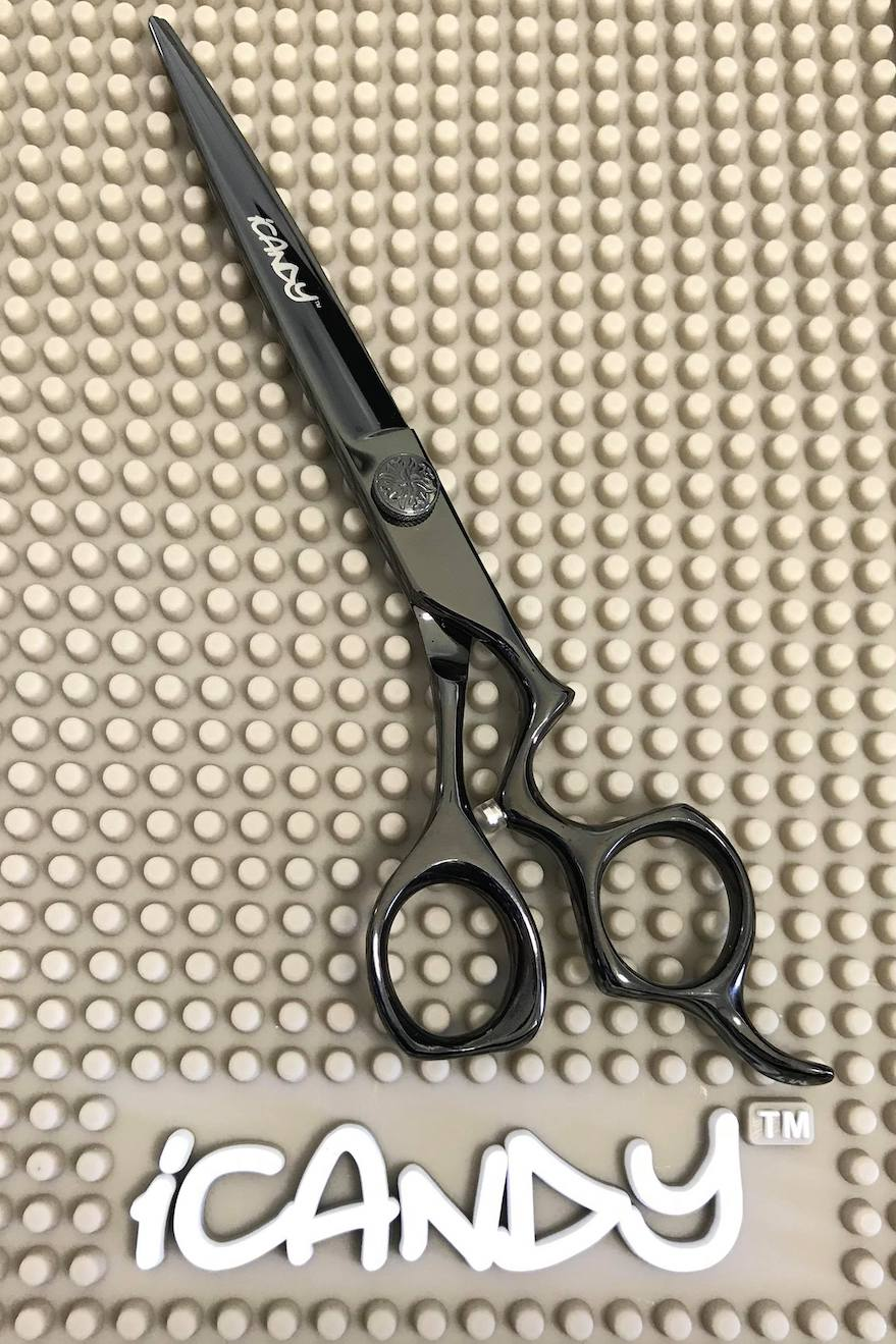 iCandy Athena Midnight Black Scissors Limited Edition (7.0 inch) pic1
