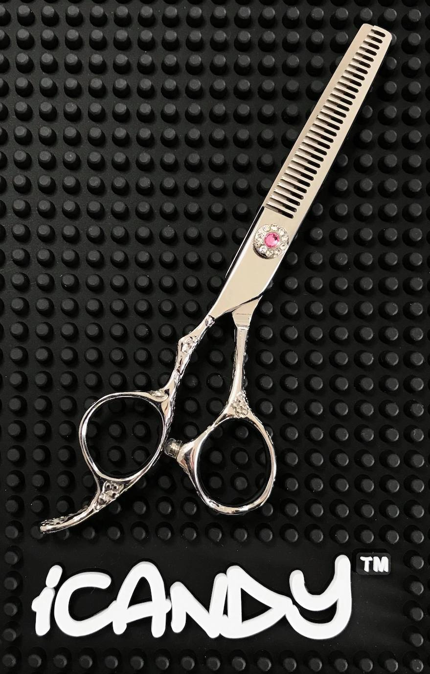 iCandy Dream Mirror Lefty Thinning Scissors - Limited Edition !  (5.5 inch)