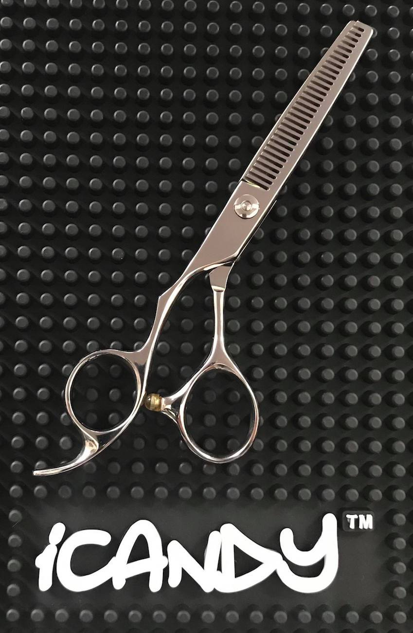 iCandy-Creative-Series-Silver-Hairdressing-Thinning-Scissor 2020
