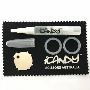 iCandy SLIDER VG10 Scissors (6.0 inch) Limited Edition! - iCandy Scissors