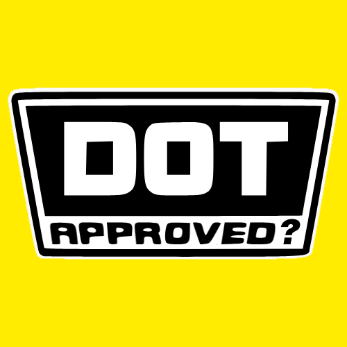 What is DOT Approved vs. DOT Compliant? What does DOT approved mean?