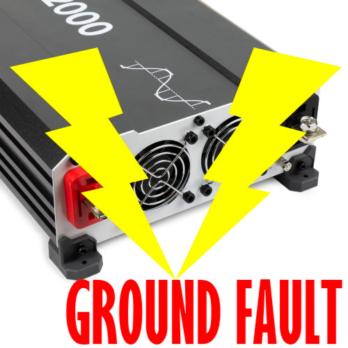 Ground Fault Basics and Inverter Grounding