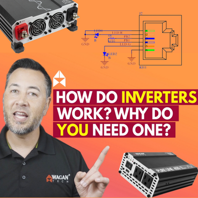 (Video) What is a Power Inverter and which inverter do I need? What does a power inverter do?
