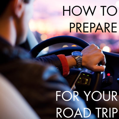 Summer Travel Tips: How to be Road Trip Ready. #RoadReady