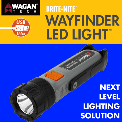 Just Launched - Brite-Nite Wayfinder LED Light