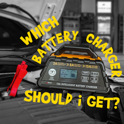 Which battery charger should I get?