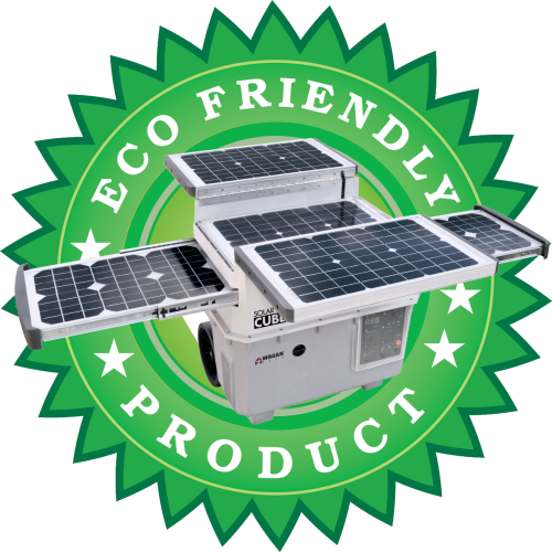 With the push for clean, green, renewable energy, have you considered a Solar Generator?