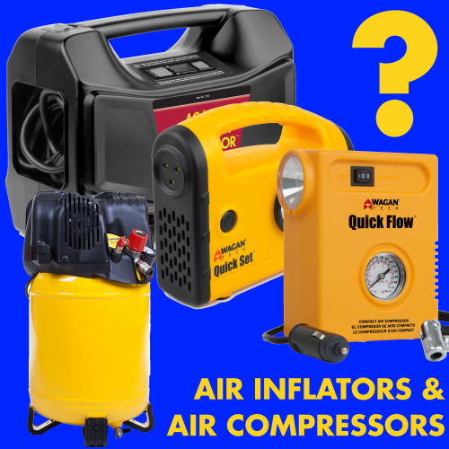 All about: Air Compressors and Air Inflators