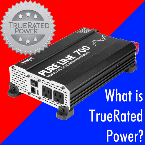"What is ""TrueRated"" Power?"