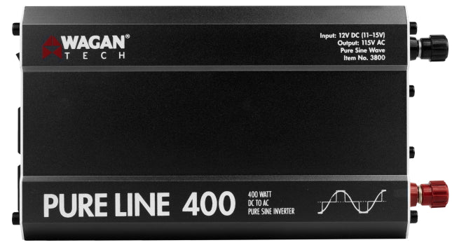 wagan tech pureline 400 inverter