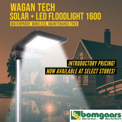 Wagan Tech - Bomgaars - 8586 Solar Light