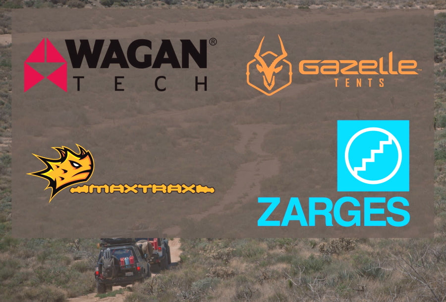 Overland Bound Trail Guardian Mojave 2021