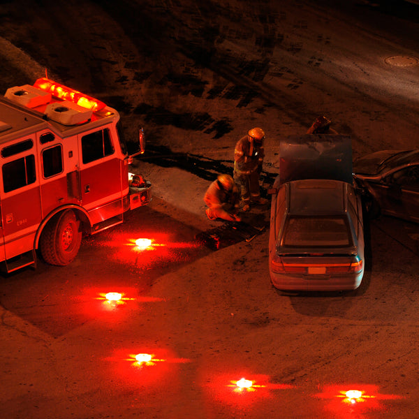 Wagan Tech - Michelin High Visibility LED Road Flare-16