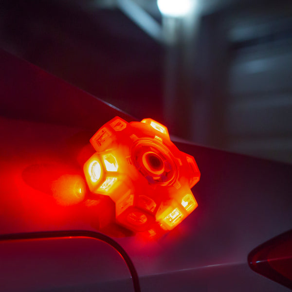 Wagan Tech - Michelin High Visibility LED Road Flare-9