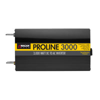 Wagan Tech - Inverters - Proline 3000 - top