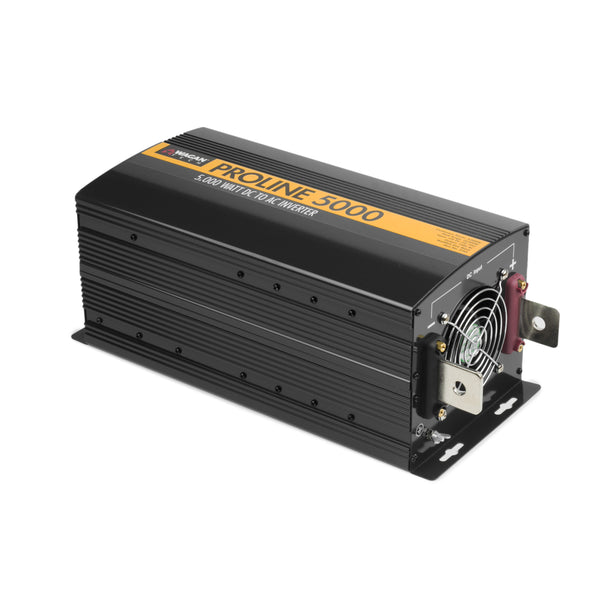 Wagan Tech - ProLine Power Inverters - 5,000W - bladed rear
