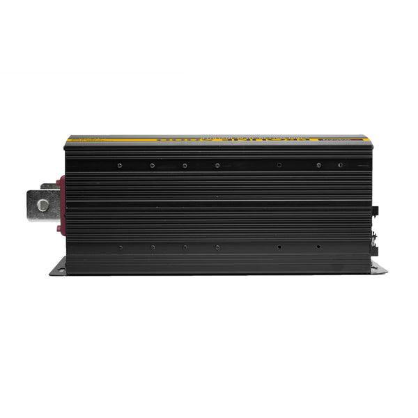 Wagan Tech - ProLine Power Inverters - 5,000W - side cooling fins