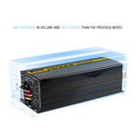 Wagan Tech - ProLine Power Inverters - 10,000W - size comparison