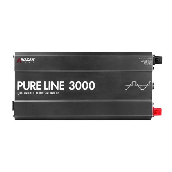 Wagan Tech - Pure Line 3Kw Inverter -10