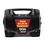 AC/DC Digital Air Compressor